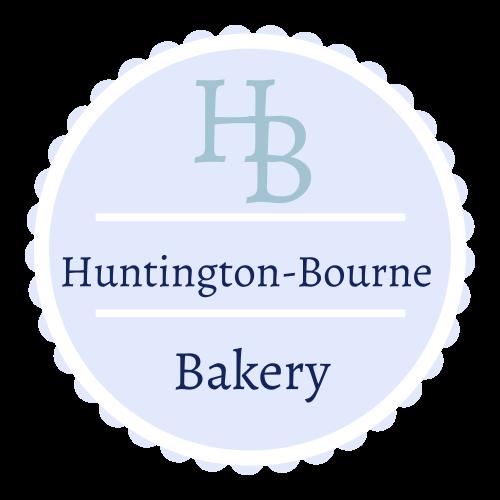 Huntington-Bourne Bakery Logo